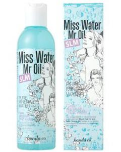 banila co._Miss.Water & Mr. Oil 保濕精華化妝水