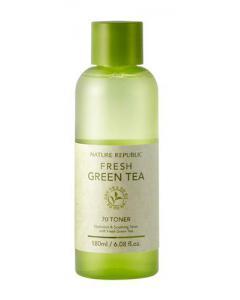 NATURE REPUBLIC_新鮮綠茶美膚水