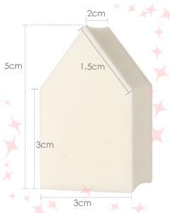 ETUDE HOUSE_公主屋頂三角海棉(超值版)-6入