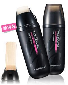 Holika Holika/魔法女巫_(2012新包裝) 雙面佳人新概念液態滾輪式BB霜 (內含更換的新海綿頭)