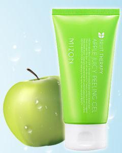MIZON_青蘋果保濕去角質搓搓凝膠