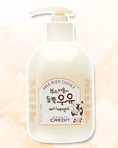 Beauty Credit_牛奶嫩白保溼身體乳液