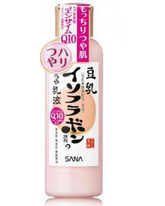SANA莎娜_豆乳Q10乳液150ml