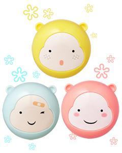 The face shop_可愛猴子系列補水保濕嫩滑收毛孔面膜 3款 售完不補
