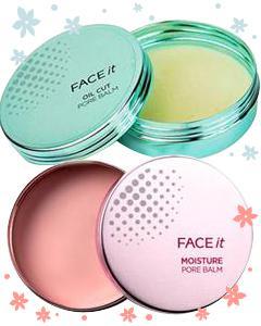 The face shop_清新無油毛孔隱形霜 乾性肌膚/油性肌膚 售完不補