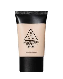 Stylenanda_3CE_BACK TO BABY BB CREAM 嬰兒肌膚保濕光澤感BB霜